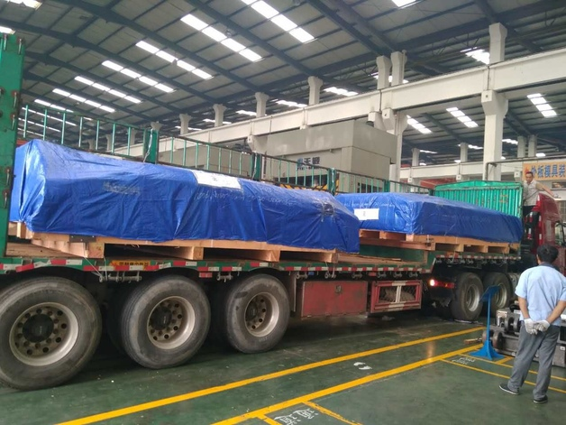 Oversized cargo from China with fast delivery terms