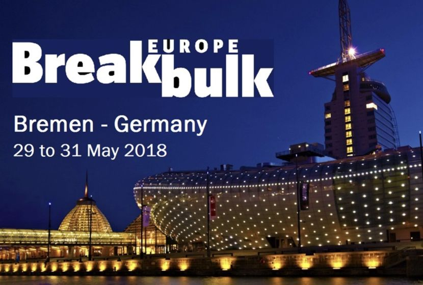 Break bulk Europe 2018 - main event of the year!