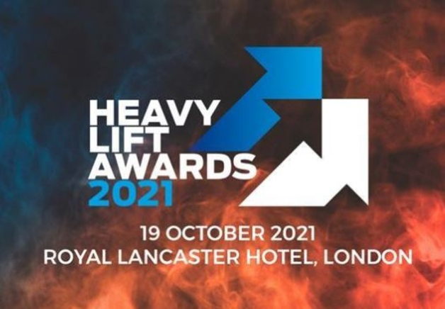 STAProjects - we want to win the Heavy Lift Awards this year!